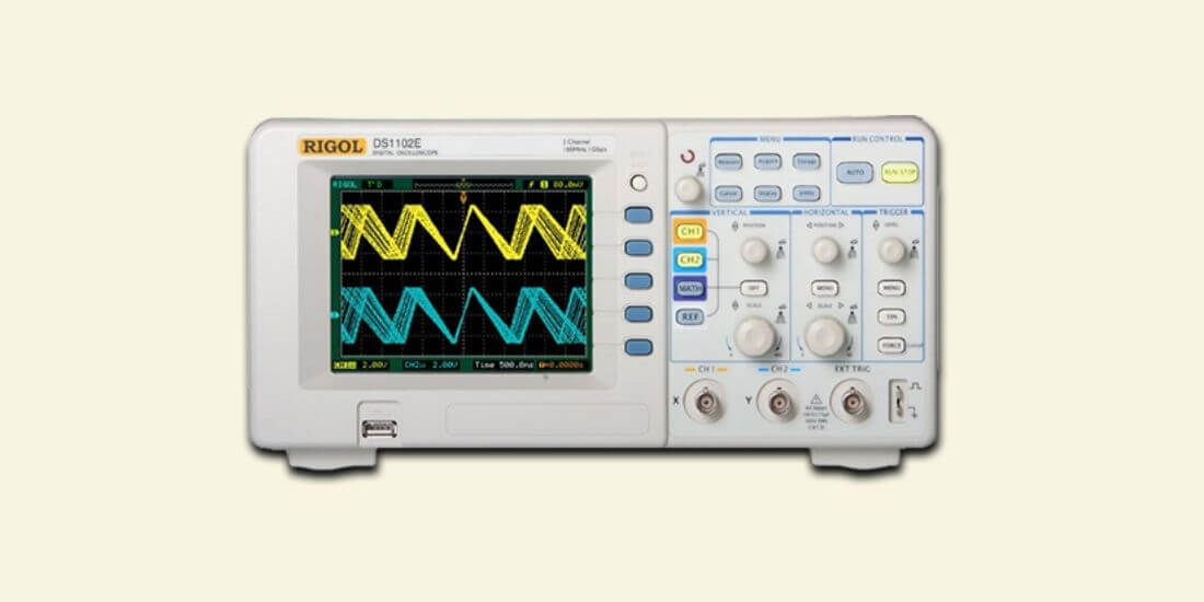 RIGOL DS1054Z VS DS1052E