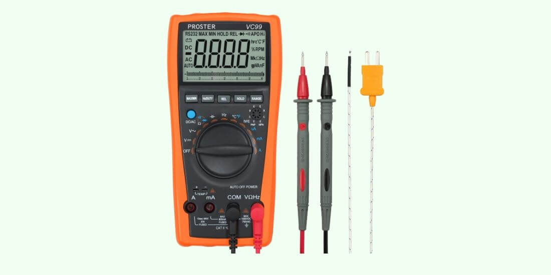 CAN WE USE OSCILLOSCOPE AS A VOLTMETER