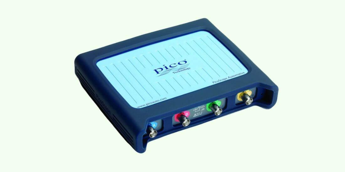 HANTEK VS PICOSCOPE oscilloscope