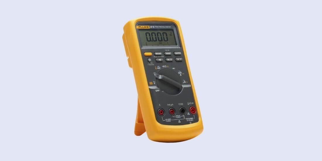 Fluke 87 III Vs 87V Multimeter