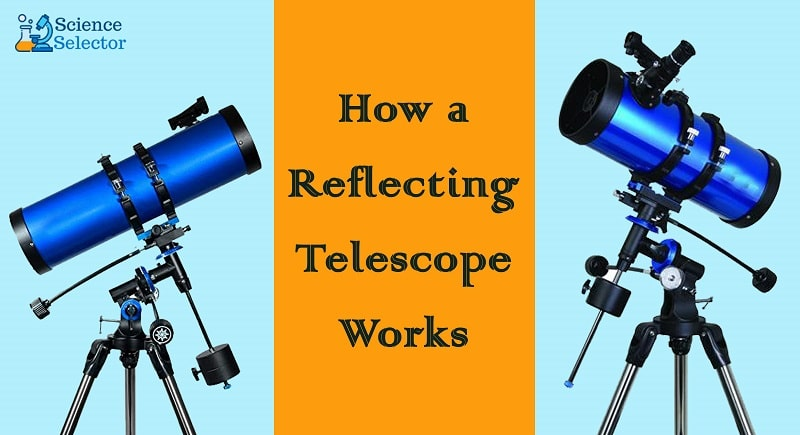 how does a reflecting telescope work