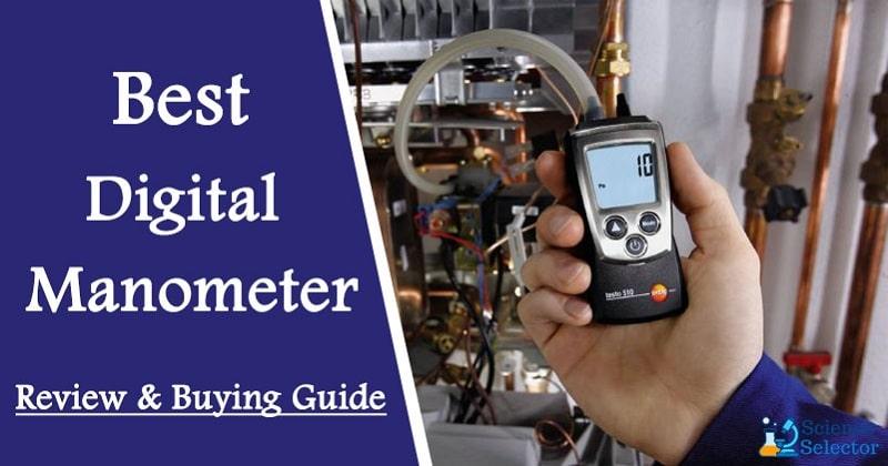 best digital manometer